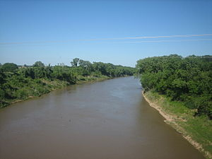 Brazos River west of Bryan, TX IMG 0551.JPG