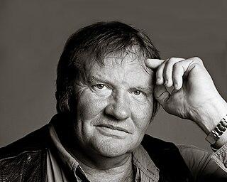 Brian Brett Canadian writer