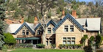 Briarhurst - Briarhurst Manor, Front View
