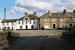 Bridestowe, village street - geograph.org.uk - 52765.jpg