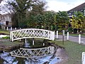 Bridge by Frensham Pond Hotel - geograph.org.uk - 353298.jpg