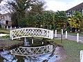 Bridge by Frensham Pond Hotel - geograph.org.uk - 353298.jpg