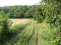 Bridleway Near Park Farm - geograph.org.uk - 537217.jpg