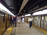Brighton Beach - Coney Island Bound Platform.jpg