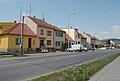 Brno-Řečkovice - domy na západě Žilkovy ulice.jpg