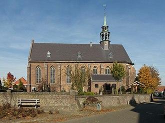 Broekhuizen, Limburg - Image: Broekhuizen, de Sint Nicolaaskerk RM11091 foto 7 2015 11 02 12.42