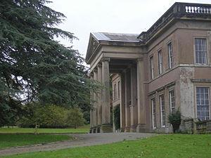 Brogyntyn - Brogyntyn Hall, Oswestry