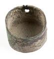 Bronsändbeslag till tistelstång - Hallwylska museet - 100129.tif