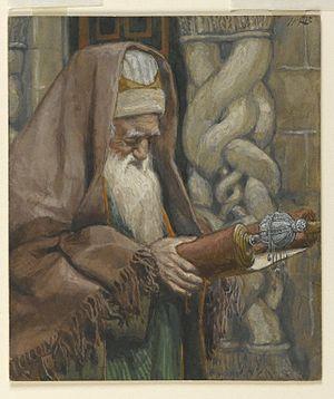 The Aged Simeon