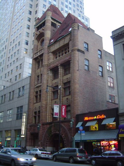 Brooklyn fire headquarters