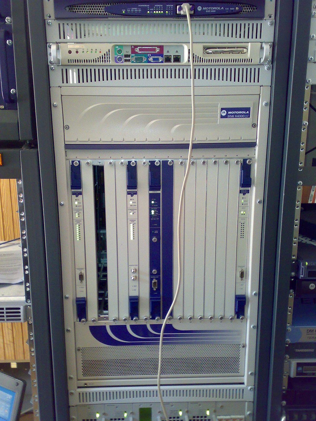 Cable Modem Termination System Wikipedia Wolna Encyklopedia