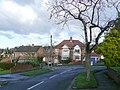 Buckingham Road, Penn, Wolverhampton - geograph.org.uk - 1626649.jpg