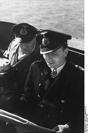 Otto Kretschmer - Bundesarchiv Bild 101II-MW-6787-27, Otto Kretschmer