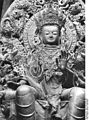 Bundesarchiv Bild 135-KA-07-052, Tibetexpedition, Statue im Stadttempel in Lhasa.jpg