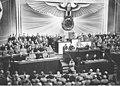 Bundesarchiv Bild 183-2005-0623-500, Berlin, Reichstagssitzung, Rede Adolf Hitler.jpg