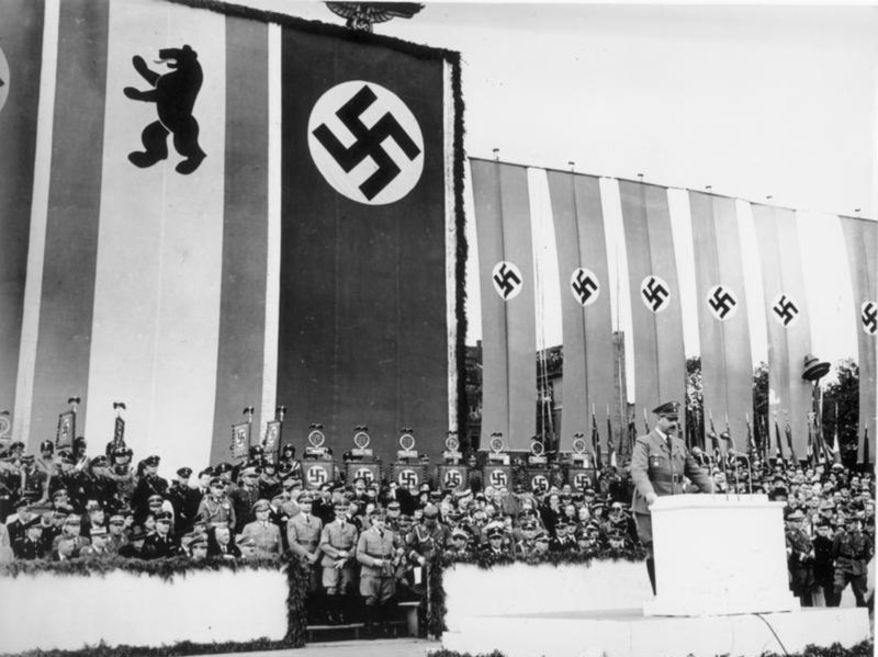 Bundesarchiv Bild 183-H07709, Berlin, Grundsteinlegung Haus des Fremdenverkehrs