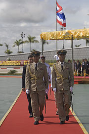 Burmese Defence Services personnel, Naypyidaw