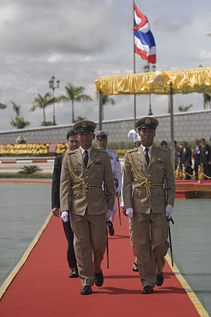 Tatmadaw - Air Force personnel