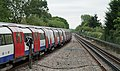 Burnt Oak tube station MMB 02 1995 Stock.jpg
