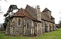Bush End, Essex, England ~ St John Evangelist exterior ~ from northeast 01.jpg