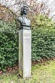 Bust of Constance Georgine Markievicz at St. Stephen's Green, Dublin-113714 (26210274941).jpg