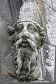 Bust of St. Patrick at Dublin Castle (8339101774).jpg