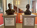 Busts of tennis players at Queensland Tennis Centre 01.jpg