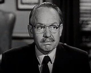Byron Foulger American actor