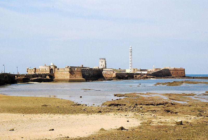 Cádiz, Europa, pontos turísticos