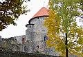 Cēsu pils rudenī. Cesu castle in autumn - panoramio (3).jpg