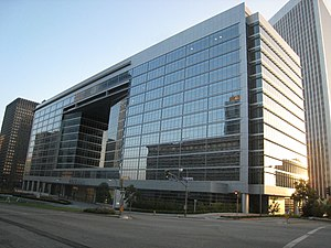 Creative Artists Agency - New CAA building in Century City, California