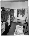 CADET PERSHING'S RESTORED ROOM - U. S. Military Academy, Central Barracks, West Point, Orange County, NY HABS NY,36-WEPO,1-8-4.tif