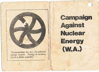 Campaign Against Nuclear Energy - Original membership CANE