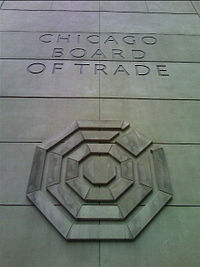 Chicago Board of Trade logo