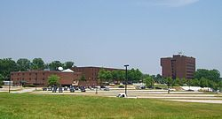 The CCBC Essex Campus, in June 2005.