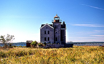 Cedar Island Lighthouse
