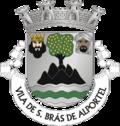 COA of São Brás de Alportel municipality (Portugal) .png