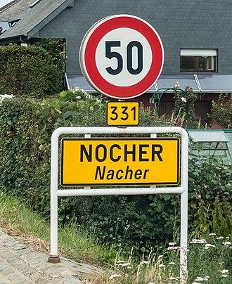 Nocher - Nocher / Nacher