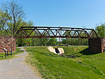 C and O Canal and Maryland Route 107 at Whites Ferry.jpg