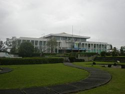 Capitol building of Camarines Sur