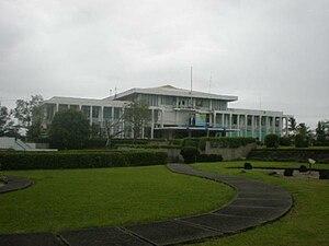 Pili, Camarines Sur - Capitol Building