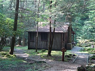 Holly River State Park - Cabin 6