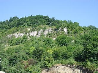 Ocnița District - Călărașeuca landscape reserve