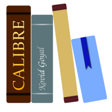 Description de l'image Calibre logo 3.png.