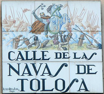 How to get to Calle De Las Naves with public transit - About the place