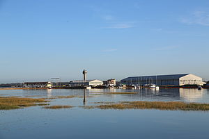 Calshot - Image: Calshot Spit end of
