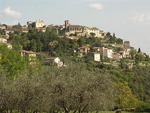 Calvi dell'Umbria - Image: Calvipanorama