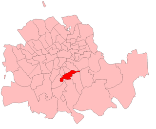 Camberwell North (UK Parliament constituency) Parliamentary constituency in the United Kingdom, 1885-1950