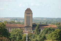Cambridge UK krok upp