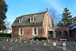 1805 Camden Friends Meetinghouse